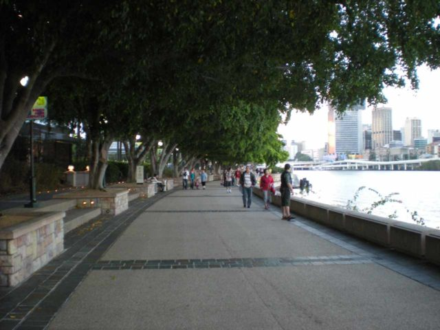 Brisbane_026_jx_05112008 - Perhaps it would have been more straightforward to come to Killarney from Brisbane, which was the main city of Queensland