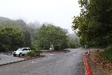 Brooks_Falls_003_04202019 - Looking towards the parking spaces to the right of the visitor center at San Pedro Valley County Park