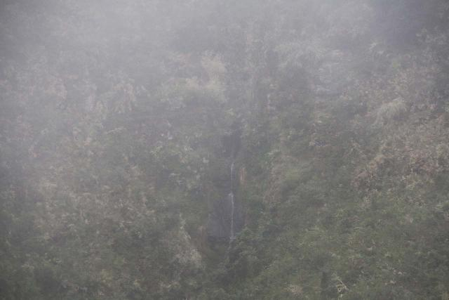 Brooks_Falls_053_04202019 - Brooks Falls seen through the fog and drizzle/rain