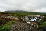 Bruarfoss_214_08062021 - Last look at Brúarfoss and its 'bru' before we headed back