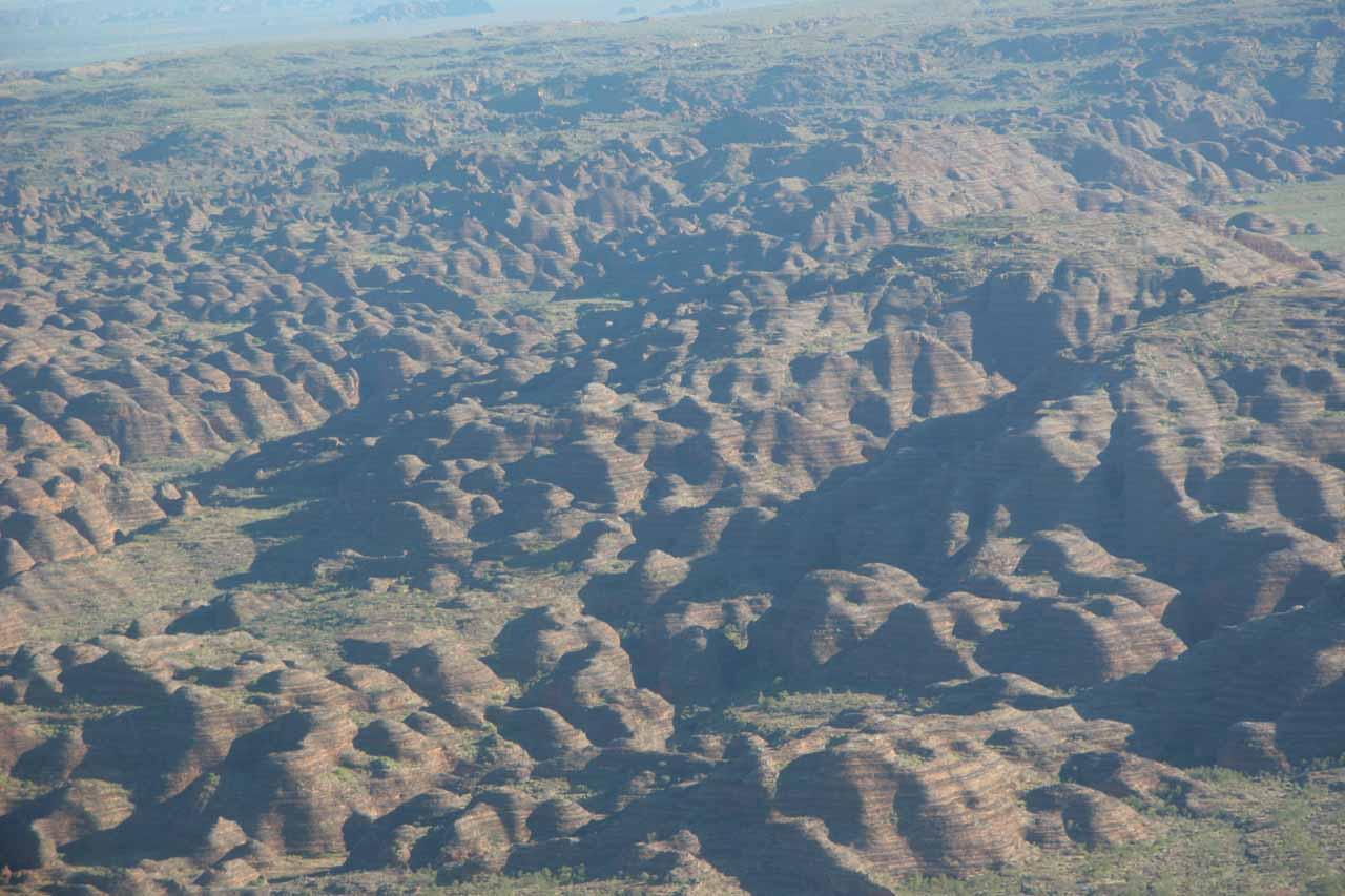 The Bungle Bungles of Purnululu National Park