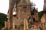 Burg_Eltz_122_06182018 - Back at the entrance to the courtyard and tour area once we were finished with the tour and were free to take pictures again