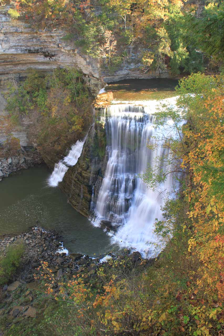 3. BURGESS FALLS [near Cookeville, Tennessee, USA]