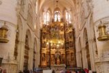 Burgos_075_06122015 - Looking towards the main altar of the Burgos Cathedral
