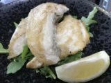 Burnie_012_iPhone_12012017 - This was the grilled trevalla fish that Julie got at Fish Frenzy