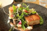Burnie_17_005_12012017 - This was the delicious pork belly dish served up at Palate in Burnie