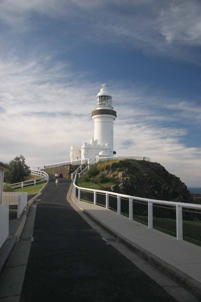 In addition to Triple J Indie Concerts, Byron Bay also had the Cape Byron Lighthouse, which was well worth the visit for the vistas as well as a little beachcombing