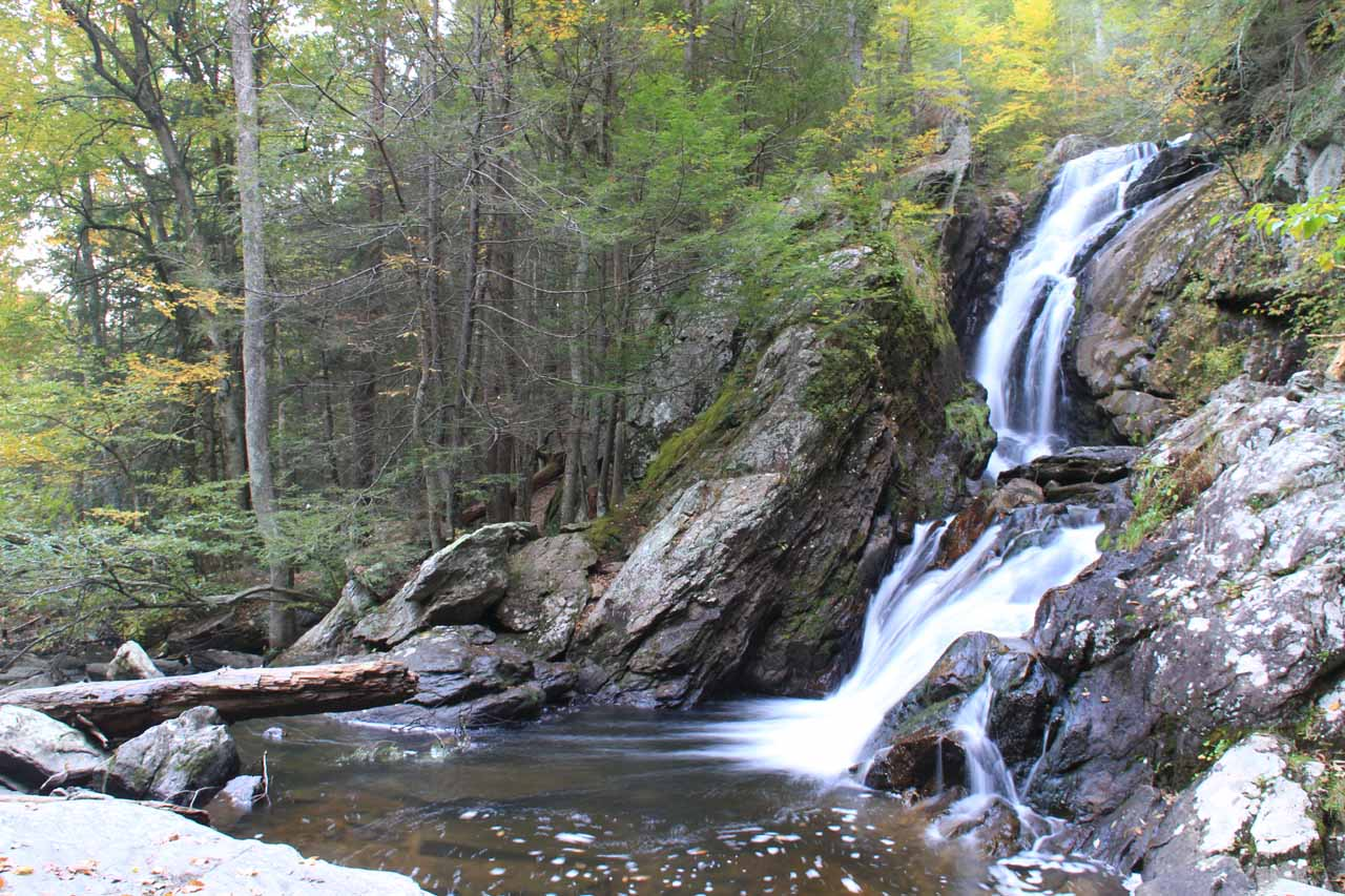 Contextual view of Campbell Falls