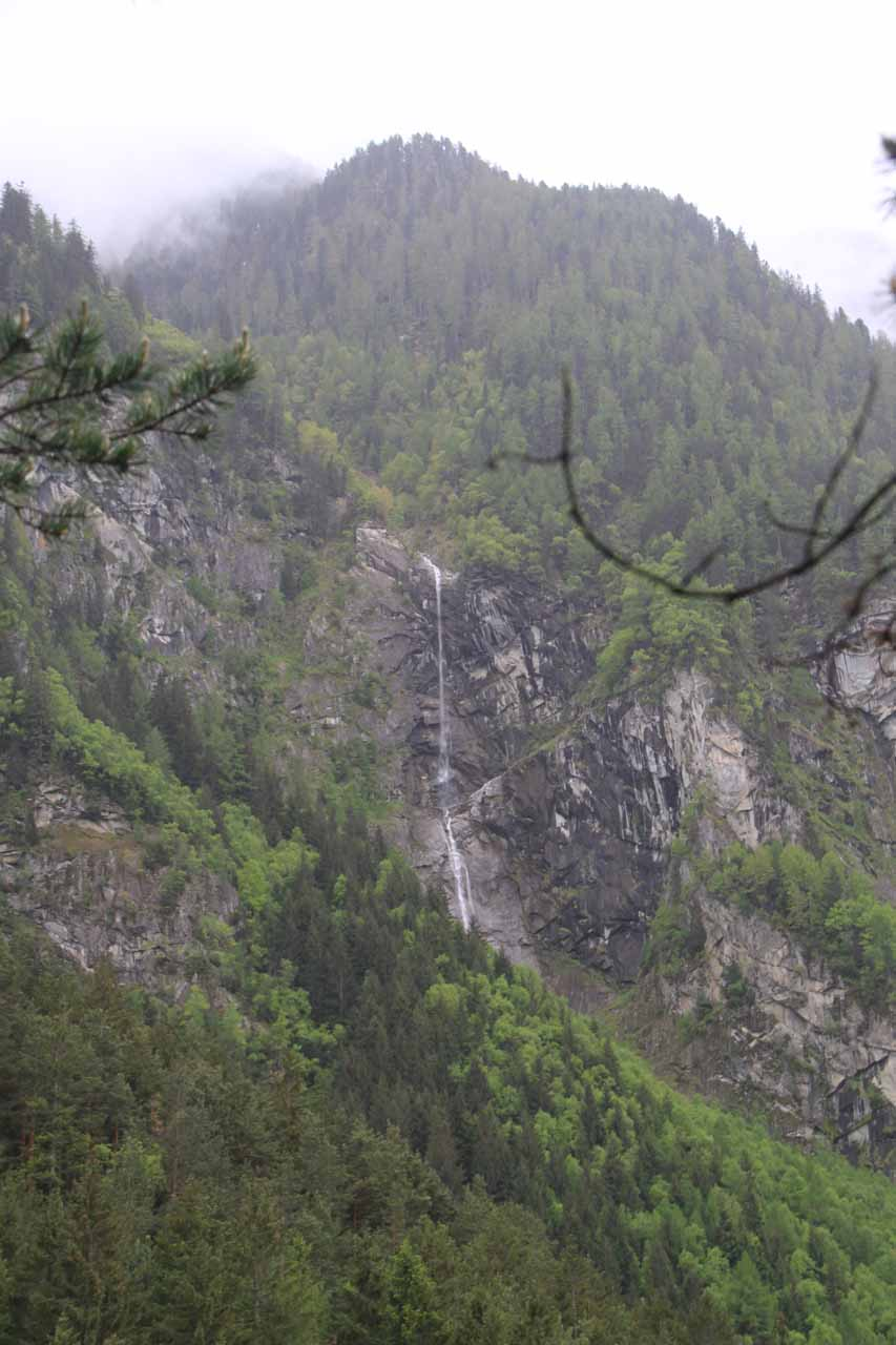 Context of that fourth waterfall