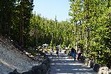Canyon_162_08022020 - Although it was still fairly busy at Artist Point, as you can see in this August 2020 photo, it was not as crazy busy as it was when we were last here in August 2017 likely due to international travel restrictions from COVID-19