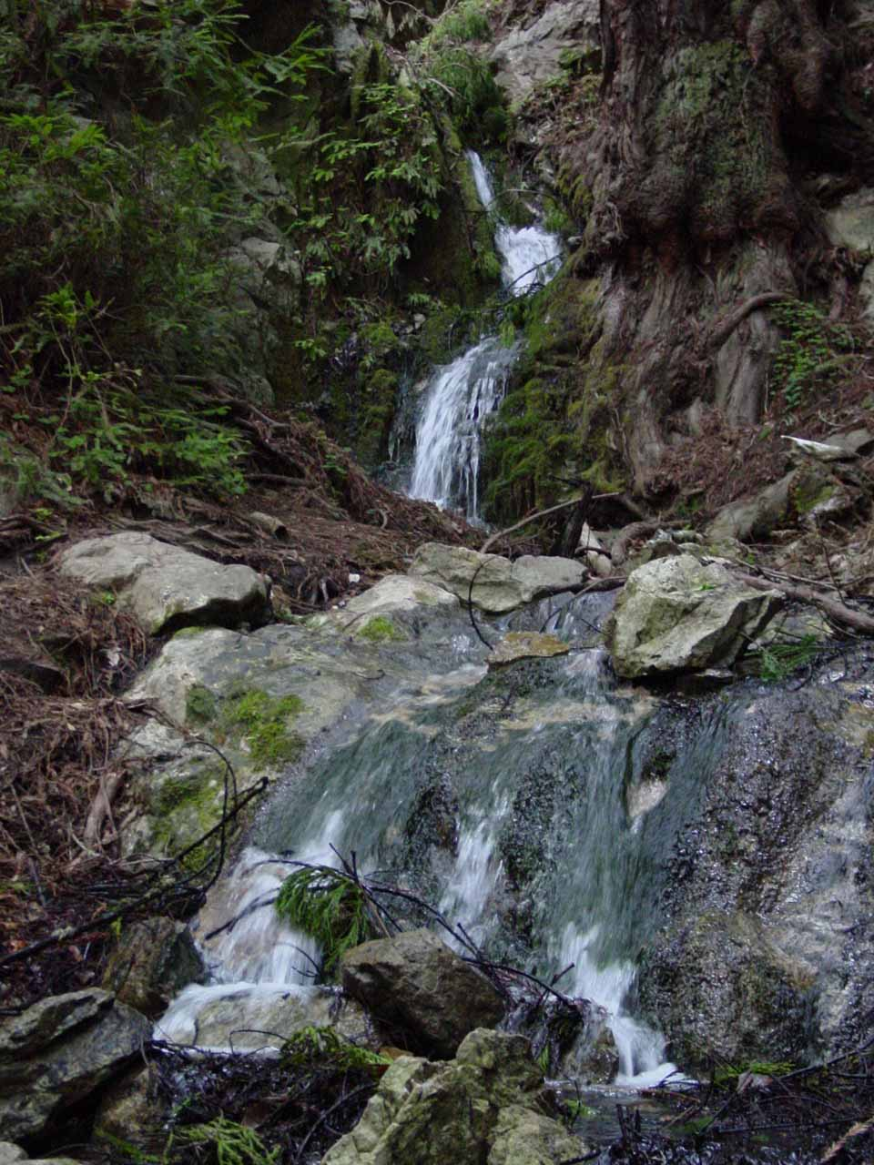 Another look at Canyon Falls in 2003