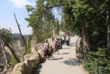 Canyon_North_Rim_061_08102017 - The paved walkway leading to Lookout Point