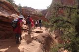 Canyon_Overlook_Trail_091_04042018 - The group going by the same drop-off hazards as before along the Canyon Overlook Trail