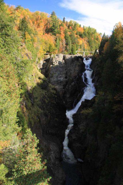 Canyon_Ste-Anne_079_10052013 - The Chute Sainte-Anne-de-Beaupre Waterfall