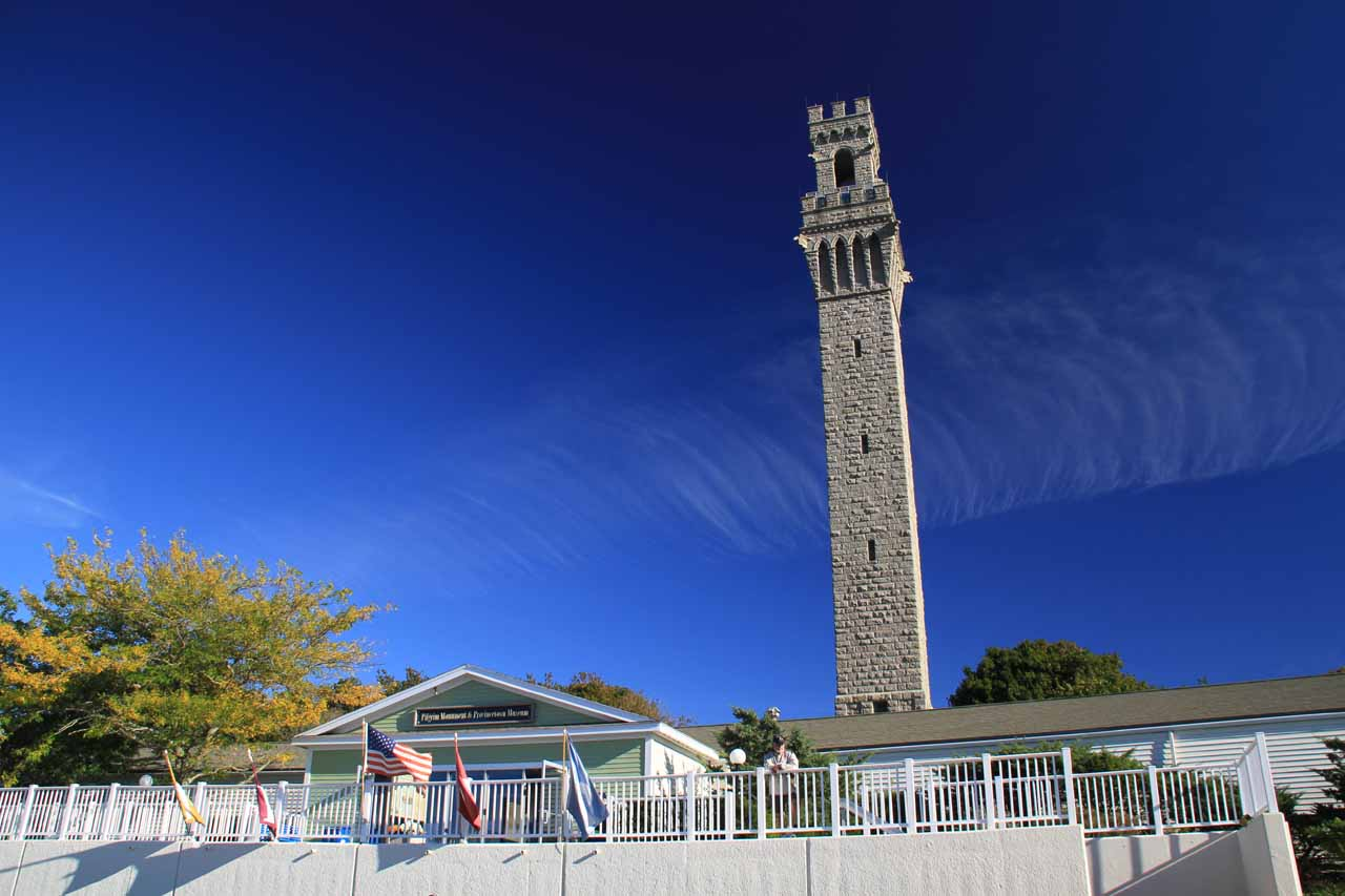 The Pilgrim Monument