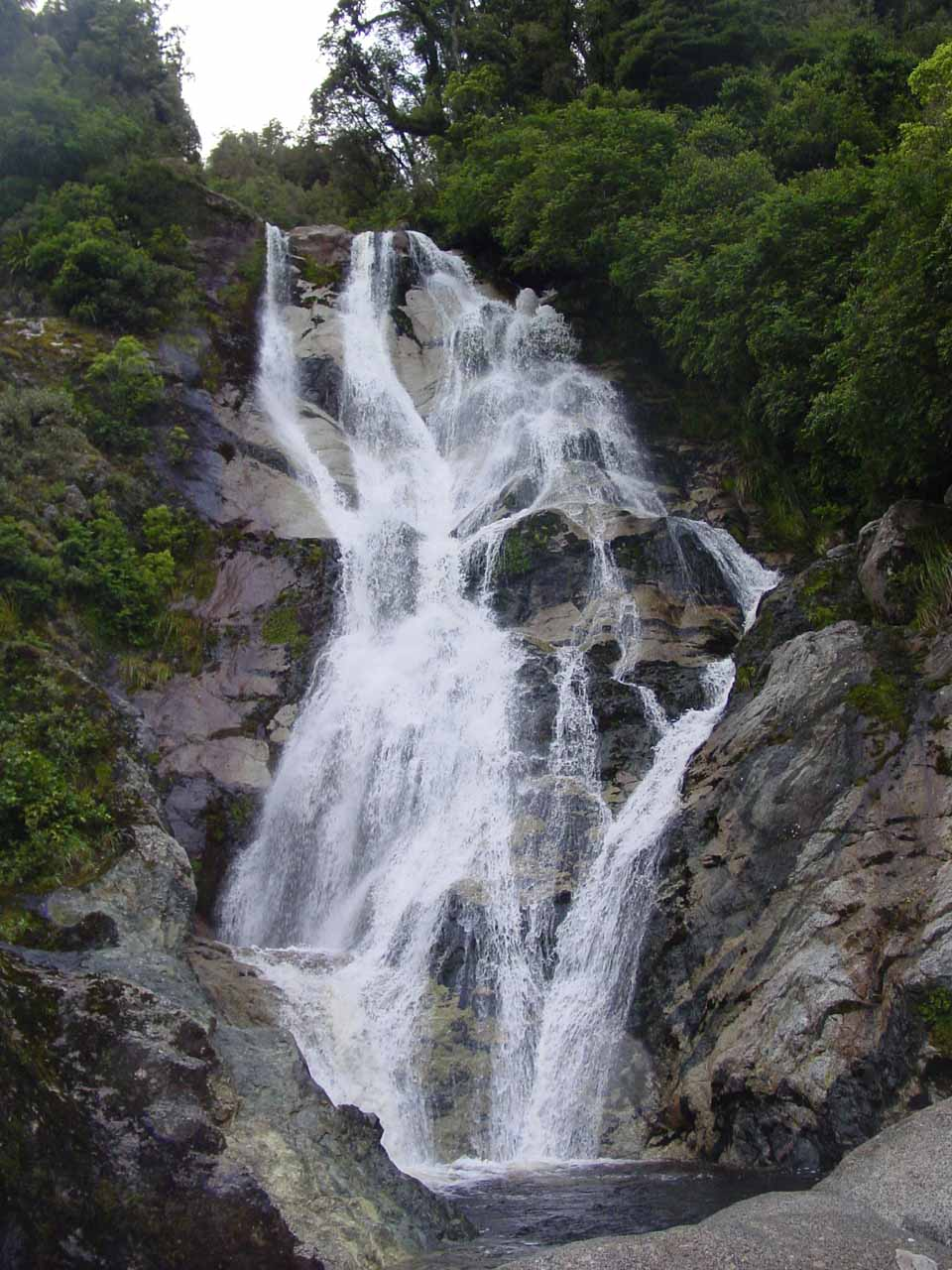 Carew Creek Falls