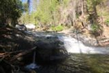 Carlon_Falls_17_056_06172017 - One of the false trails led me down to this view of an intermediate cascade on the South Fork Tuolumne River, but I could see the Carlon Falls further upstream from here