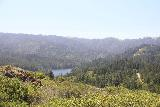Carson_Falls_149_04212019 - Looking in the distance towards Alpine Lake from the Pine Mountain Road en route to the end of my Carson Falls hike in April 2019