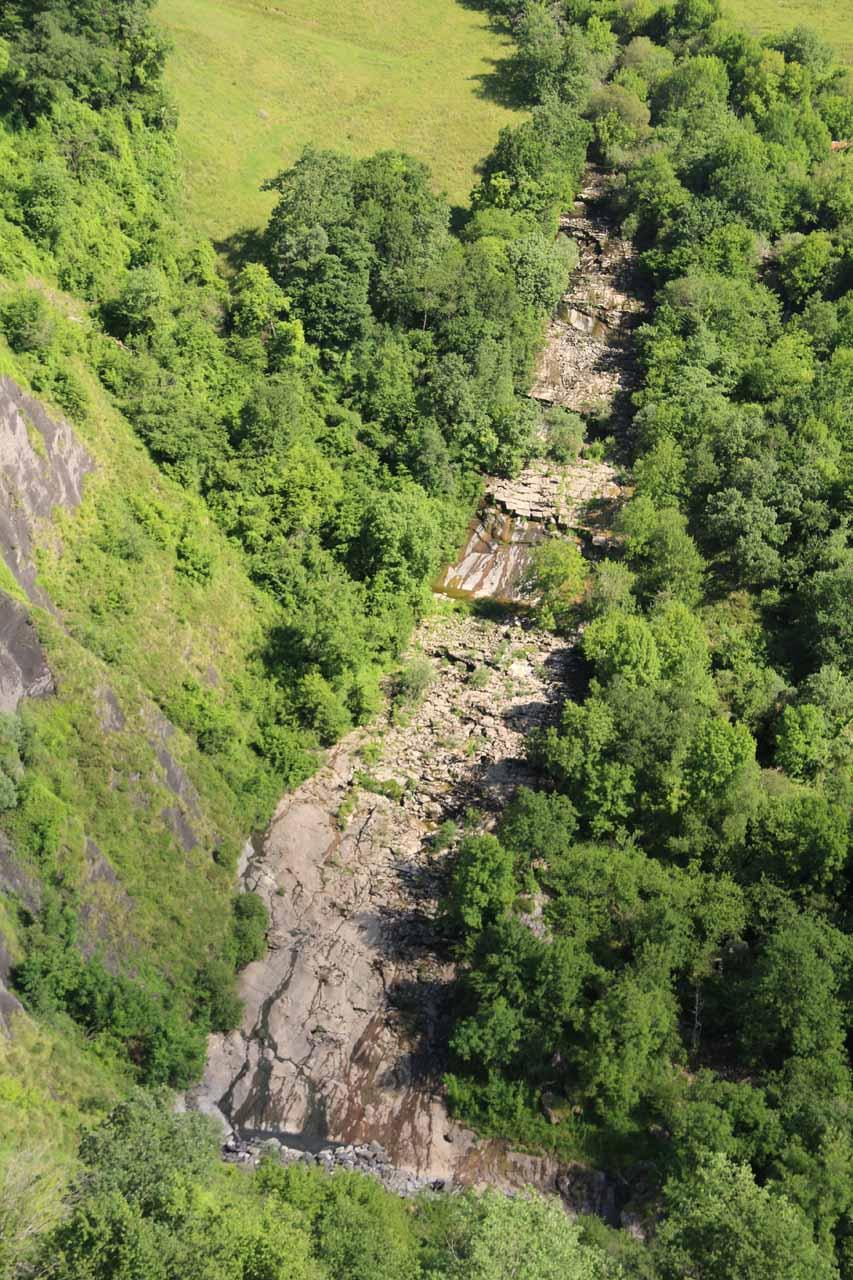 Cascada del Rio Gandara