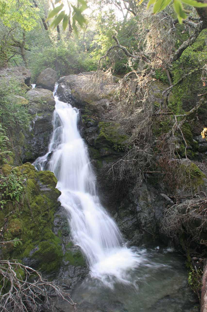 how to get to cascade falls