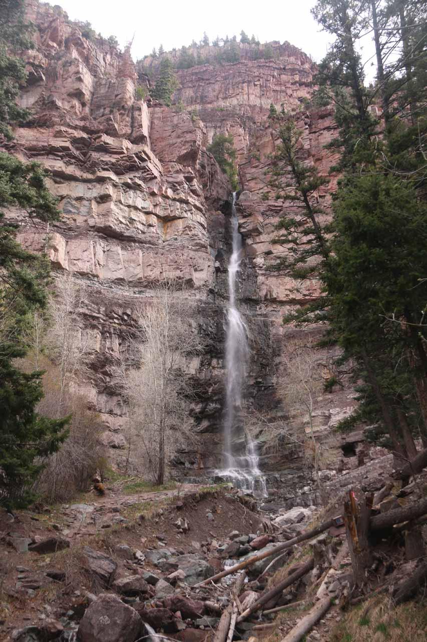 Cascade Falls (Lower Cascade Falls)