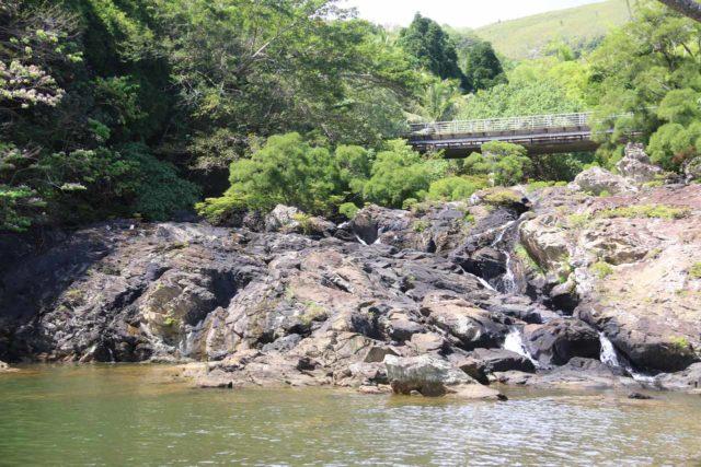 Cascade_de_Ba_033_11262015 - One of the lowermost of the waterfalls downstream of Cascade de Ba