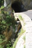 Cascade_de_Courmes_022_20120516 - Looking down towards a lower tier of the Cascade de Courmes beneath the D6 road
