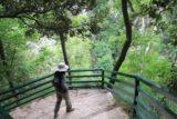Cascata_del_Rio_Verde_022_20130521 - Julie at the lower overlook for Cascata del Rio Verde