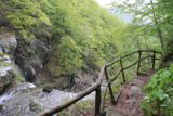 Cascate_del_Dardagna_101_20130526 - Walking alongside the railings skirting the Dardagna River