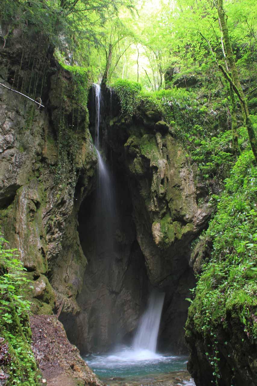 Cascata del Gorg d'Abiss