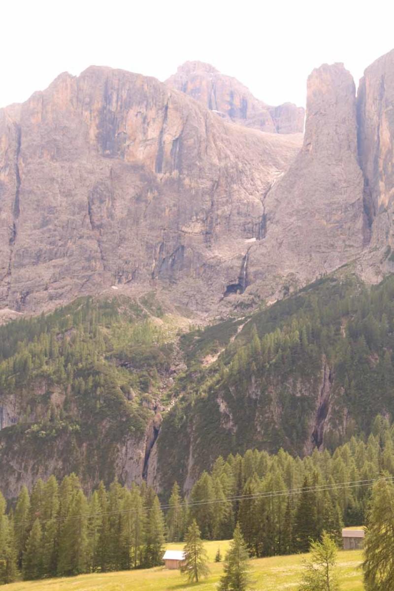 Cascate del Pisciadu