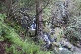 Cataract_Falls_101_04212019 - Continuing to climb alongside more cascades above the Helen Markt Falls along Cataract Creek during my hike in April 2019