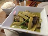 Champa_Garden_002_iphone_07122016 - This was the green curry dish at Champa Garden