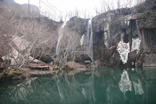 Changbaishan_180_05152009 - The Green Deep Pool Waterfall