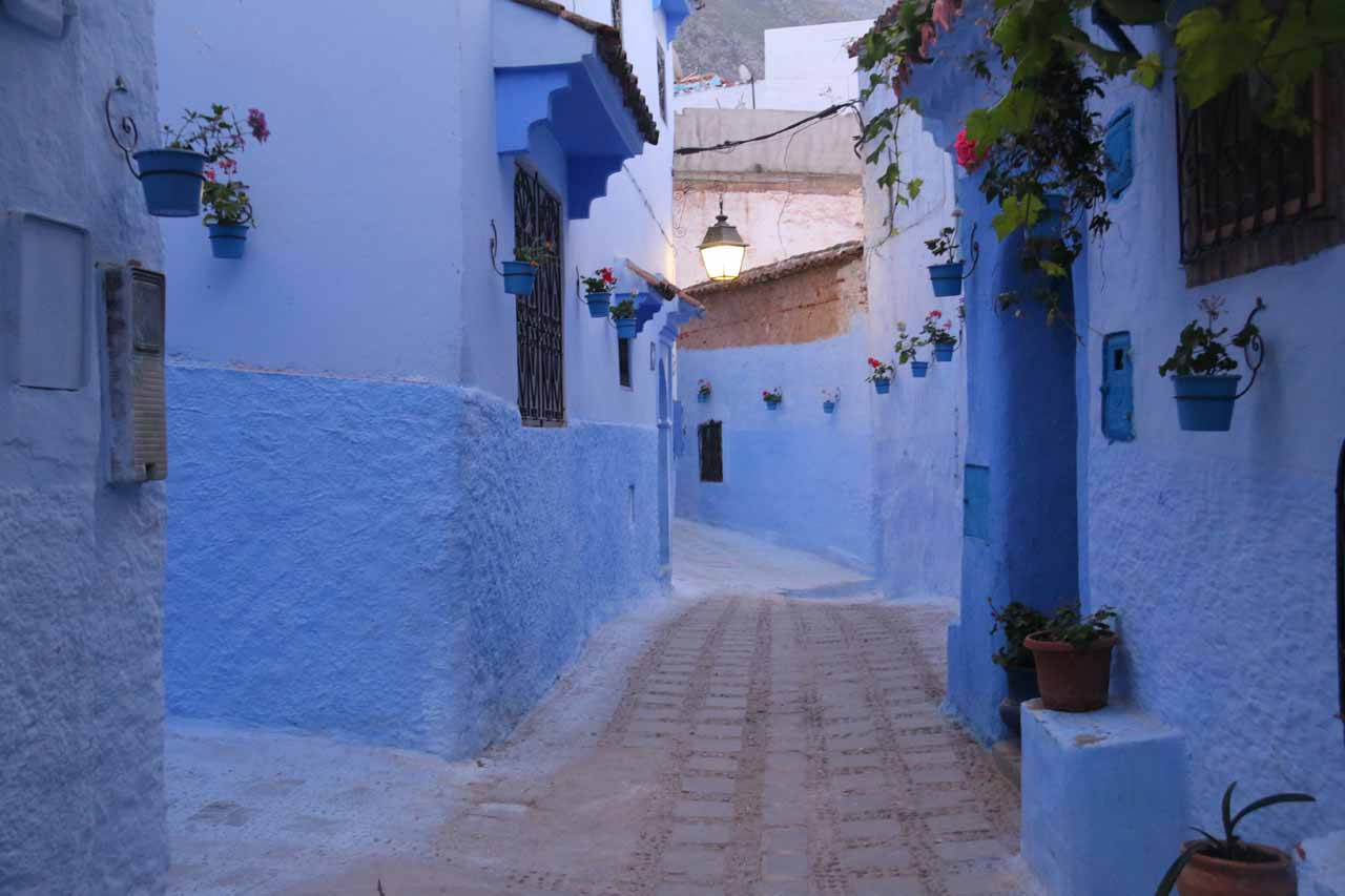 It was hard to resist not taking more pictures than what I ended up doing as we were on our way out of the medina of Chefchaouen