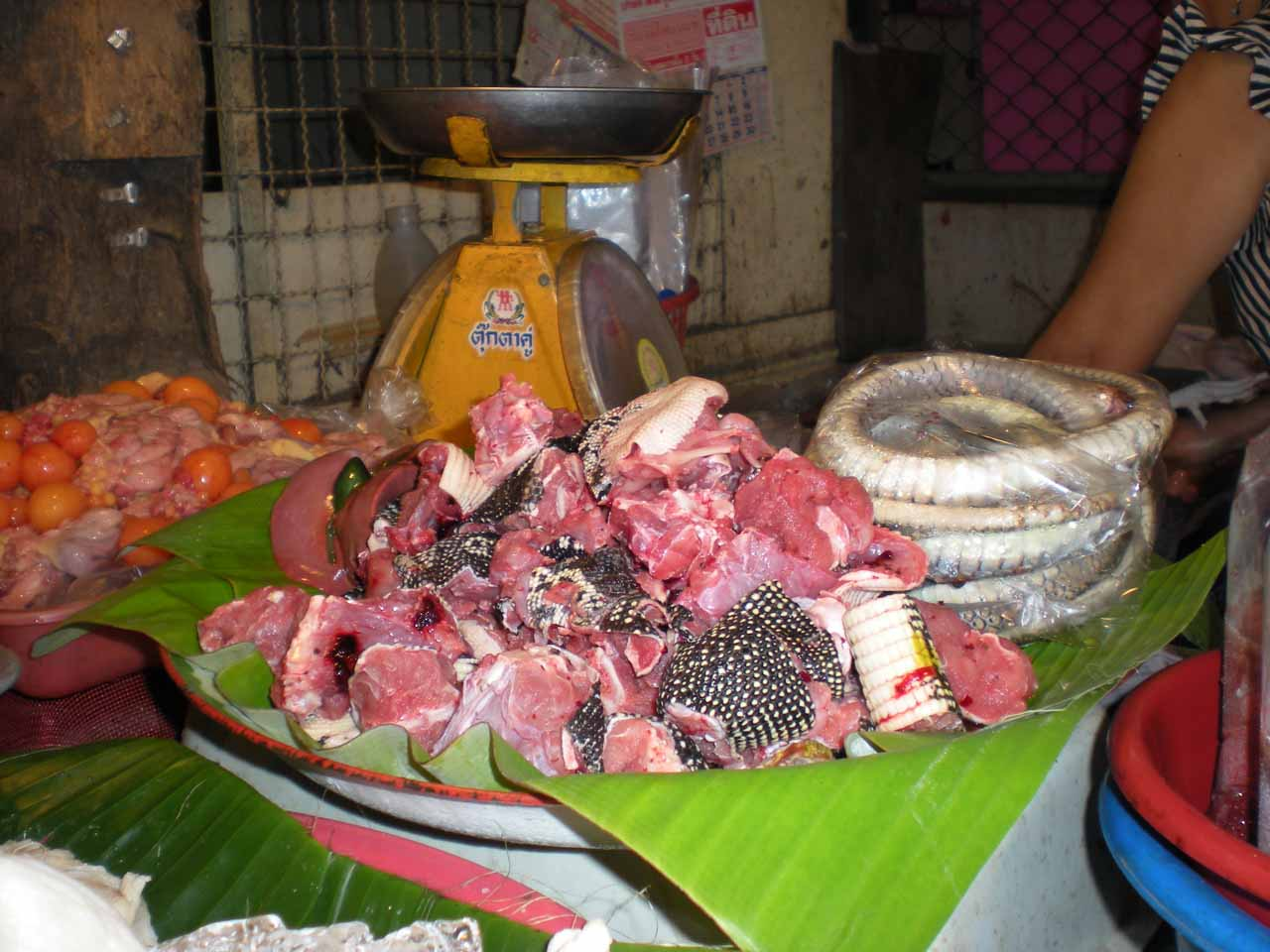 The Mae Malai Market