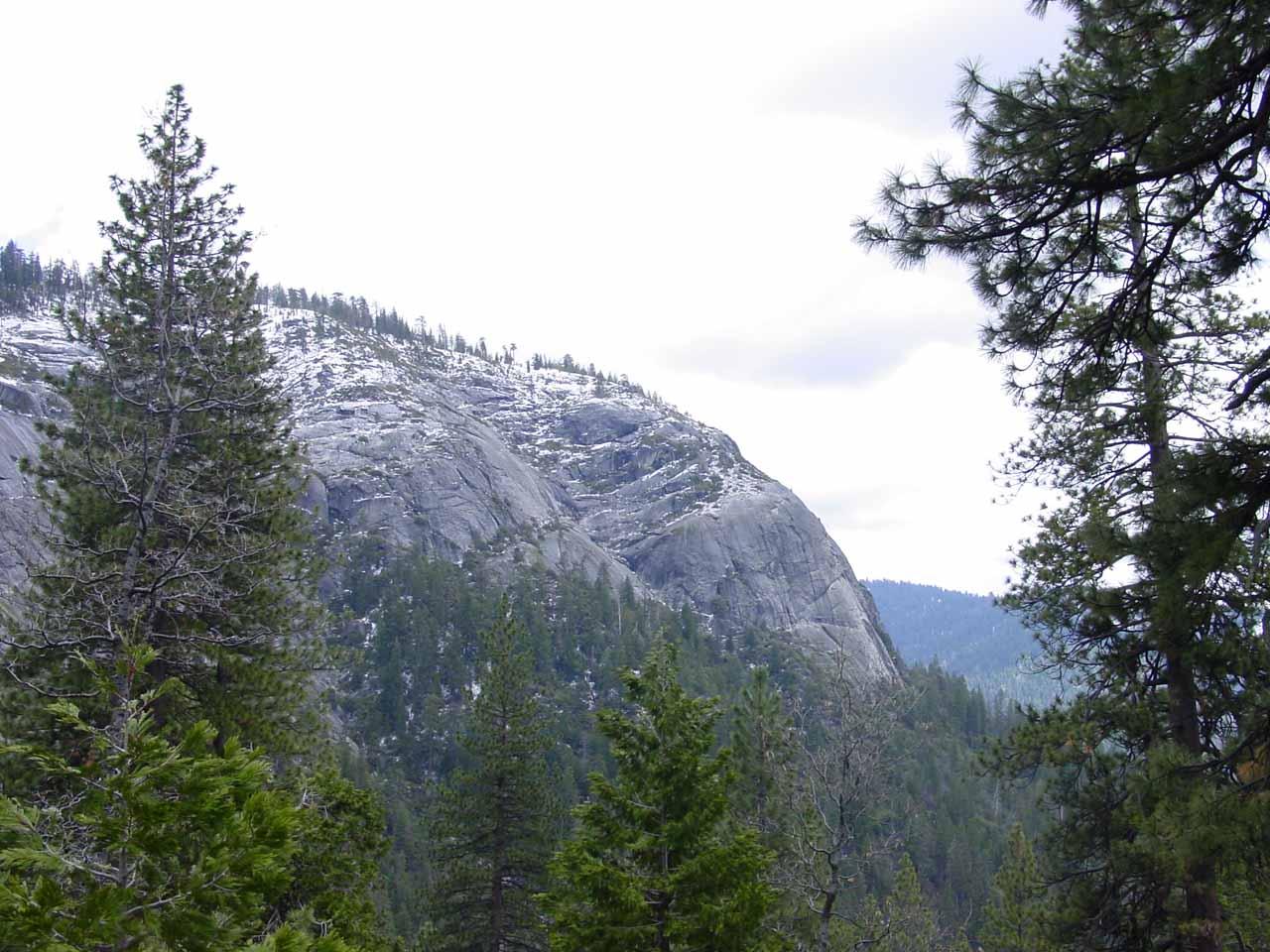 South Yosemite Waterfalls