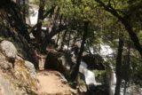 Chilnualna_Falls_17_373_06172017 - Looking towards the upper tiers of the 1st Chilnualna Falls