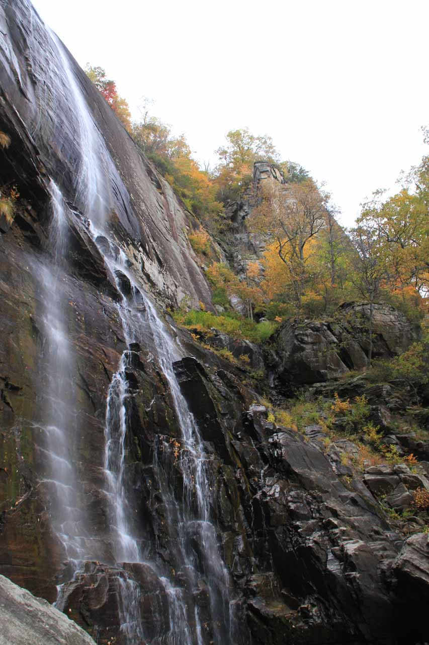 Another look at Hickory Nut Falls