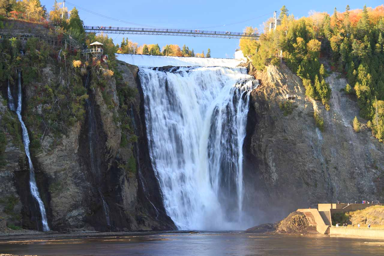 2. CHUTE MONTMORENCY [Beauport, Quebec, Canada]
