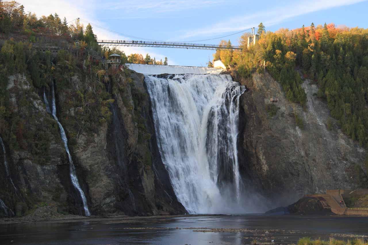 Quebec Waterfalls