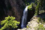 Clear_Creek_Falls_038_06212021 - Broad view of the main drop of Clear Creek Falls