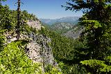 Clear_Creek_Falls_047_06212021 - More contextual look towards Rimrock Lake from Clear Creek Falls Viewpoint