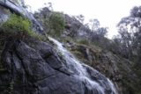 Clematis_Falls_059_11152017 - Angled look towards the top of Clematis Falls showing how much the underlying cliff was sloping during my second go at it in November 2017