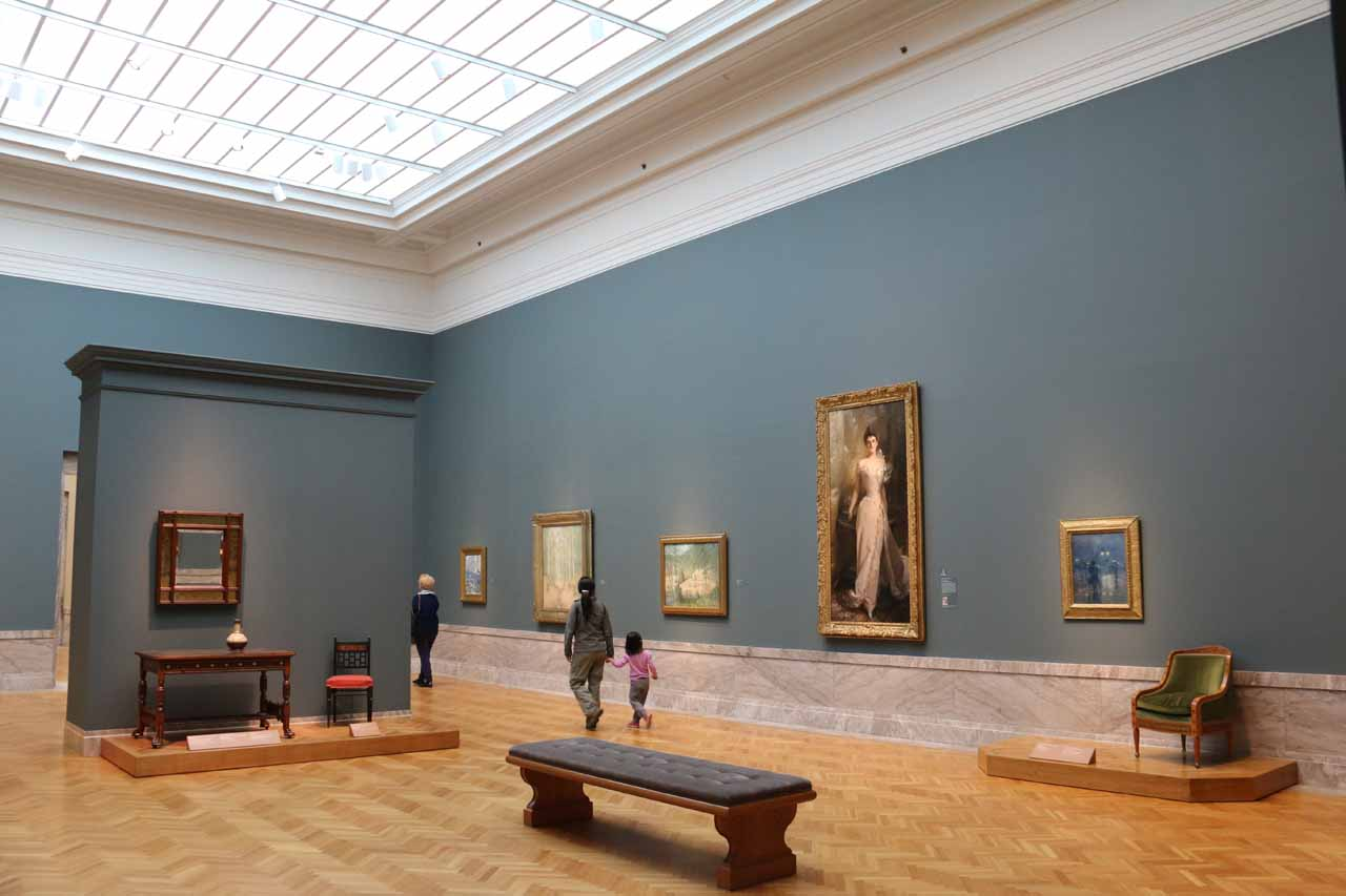 Inside Cleveland's Museum of Art