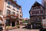 Colmar_007_06202018 - Starting to encounter some of the cute half-timbered buildings of Colmar