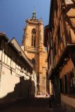 Colmar_018_06202018 - Teasing view of the St Martin Church in Colmar