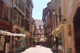 Colmar_030_06202018 - Another one of the cute walking streets in Colmar