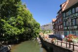 Colmar_143_06202018 - Looking towards where the canals of Petite Venise continued as apparently we were looking away from the main old town part of Colmar