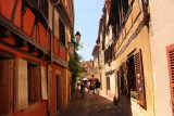 Colmar_184_06202018 - Walking the Quai de la Poissonerie as we were seeking out other cute parts of the Petite Venise part of Colmar